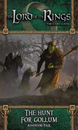 LotR LCG: The Hunt for Gollum (Shadows of Mirkwood 1)