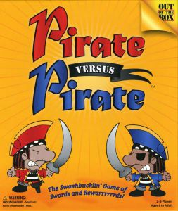 Pirate vs. Pirate