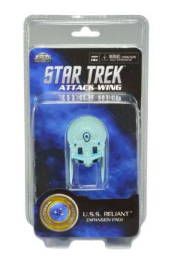 Star Trek Attack Wing: U.S.S. Reliant Pack
