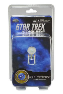Star Trek Attack Wing: U.S.S. Enterprise Pack