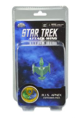 Star Trek Attack Wing: R.I.S. Apnex Pack
