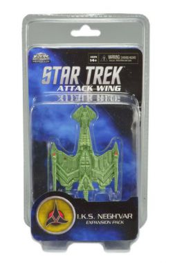 Star Trek Attack Wing: I.K.S. Negh'var Pack