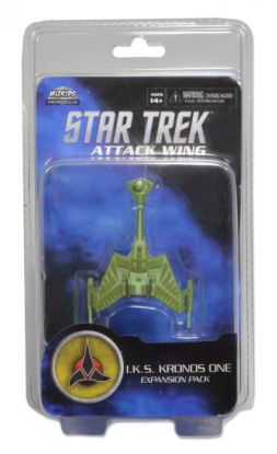 Star Trek Attack Wing: IKS Kronos One