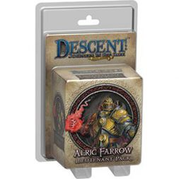 Descent 2nd: Alric Farrow Lieutenant Pack