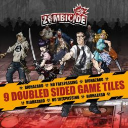 Zombicide  Season 1: Game Tiles