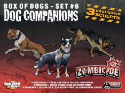 Zombicide Set #6: Dog Companions