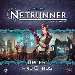 Android: Netrunner LCG: Order and Chaos Expansion