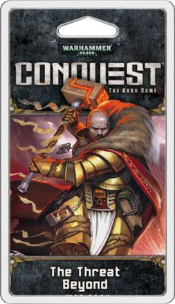 Warhammer 40.000: Conquest - The Threat Beyond (Warlord 5)