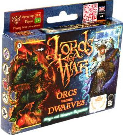 Lords of War: Orcs vs Dwarves II - Magic and Monsters