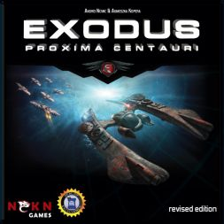 Exodus: Proxima Centauri 2015 Revised Edition