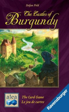The Castles of Burgundy: Cardgame