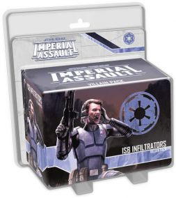 Star Wars: Imperial Assault - ISB Inflitrator Villian Pack