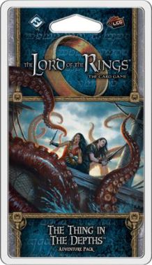LotR LCG: The Thing in the Depths (Dream-chaser 2)