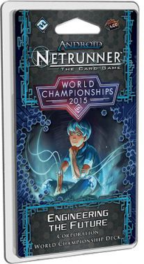 Android: Netrunner LCG - 2015 World Champion Corporation Deck