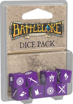 Battlelore 2nd Edition: Dice Pack