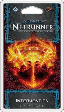 Android: Netrunner  LCG - Intervention (Flashpoint 4)