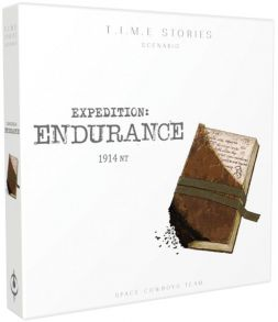 T.I.M.E Stories: Expedition: Endurance (4)