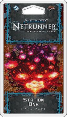Android: Netrunner LCG - Station One (Red Sand 2)