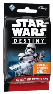 Star Wars Destiny: Spirit of Rebelion Booster Pack