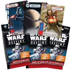Star Wars Destiny: Duch povstání - Prerelease Pack