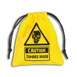 Zombie Dice Bag Yellow