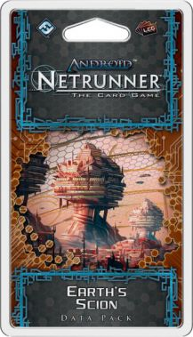 Android: Netrunner LCG - Earth's Scion (Red Sand 3)