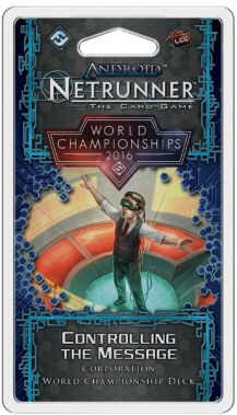 Android: Netrunner LCG - 2016 World Champion Corporation Deck