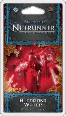 Android: Netrunner LCG - Blood and Water (Red Sand 4)