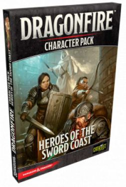 DragonFire: Heroes of the Sword Coast (Character Pack 1)