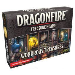 DragonFire: Wondrous Treasures (Magic Items Deck 1)