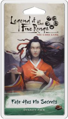 L5R LCG: Fate Has No Secrets (The Imperial Cycle 5)