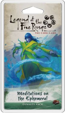 L5R LCG: Meditations on the Ephemeral (The Imperial Cycle 6)