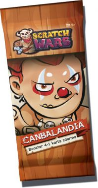 Scratch Wars: Booster Pack – Canbalandia