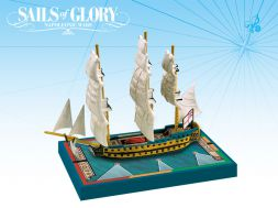 Sails of Glory:  HMS Bahama 1805 / HMS San Juan 1805
