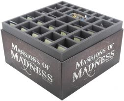 Pěnový organizer – Mansions of Madness 2nd Ed.