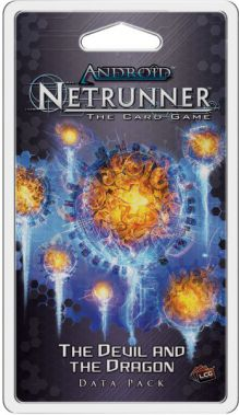 Android: Netrunner LCG – The Devil and the Dragon (Kitara 4)