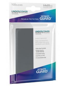 Undercover Sleeves Standard Size (100)
