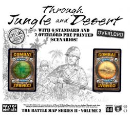 Memoir '44: Through Jungle and Desert Vol. 2