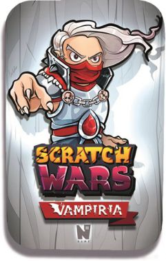 Scratch Wars: Starter Pack – Vampiria