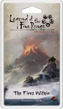 L5R LCG: The Fires Within (Elemental Cycle 3)