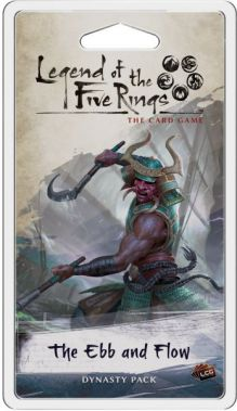 L5R LCG: The Ebb and Flow (Elemental Cycle 4)