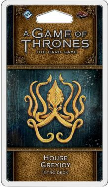 AGOT LCG: House Greyjoy Intro Deck