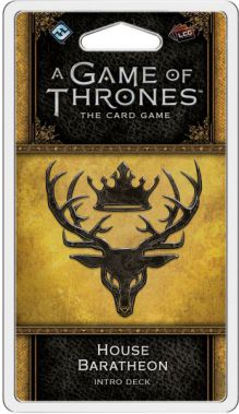 AGOT LCG: House Baratheon Intro Deck