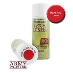 Colour Primer – Pure Red Spray (400ml)