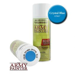 Colour Primer – Crystal Blue Spray (400ml)