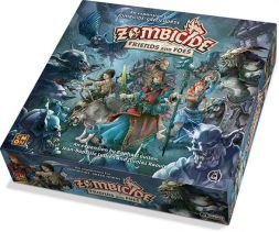 Zombicide Green Horde: Friends and Foes