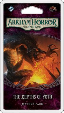 Arkham Horror LCG: The Depths of Yoth (The Forgotten Age 5)