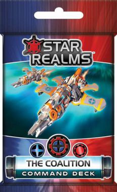 Star Realms – Command Deck: The Coalition