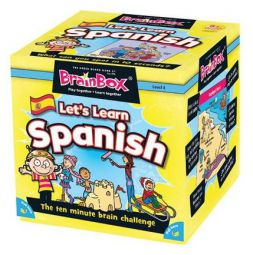 BrainBox: Lets Learn Spanish