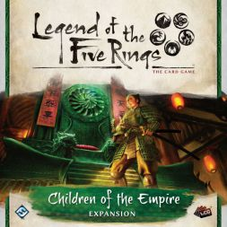L5R LCG: Children of the Empire